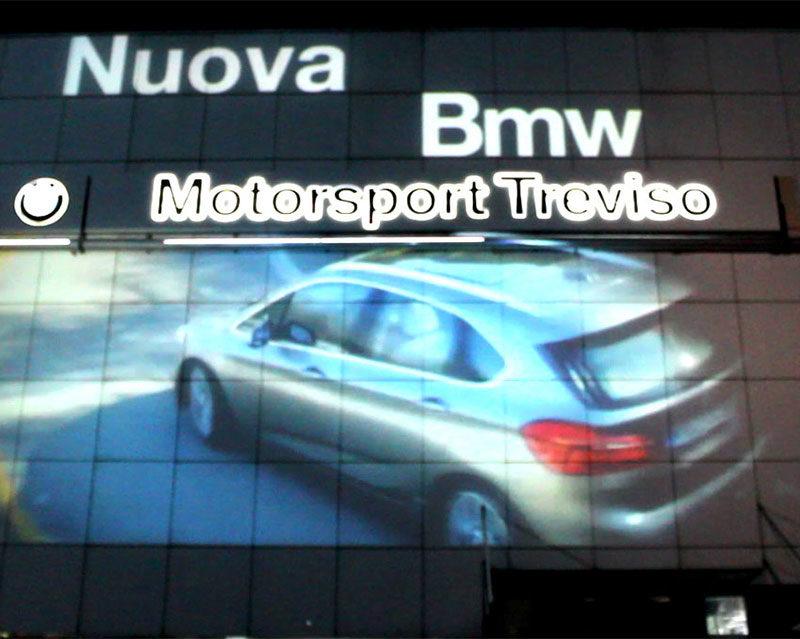 BMW Motorsport Treviso