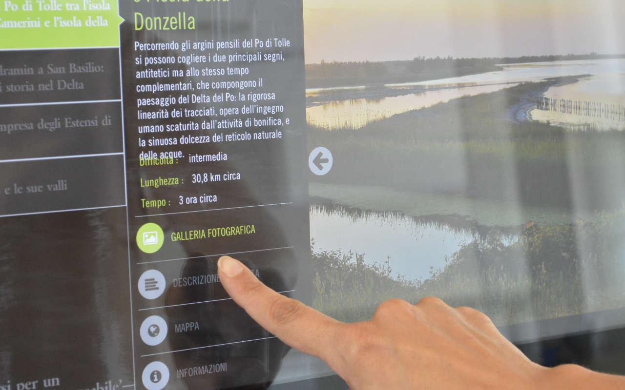 totem multimediali personalizzati