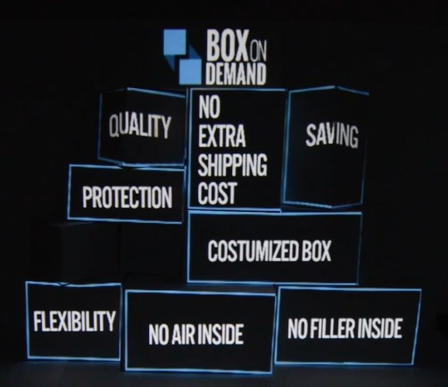 Box on demand
